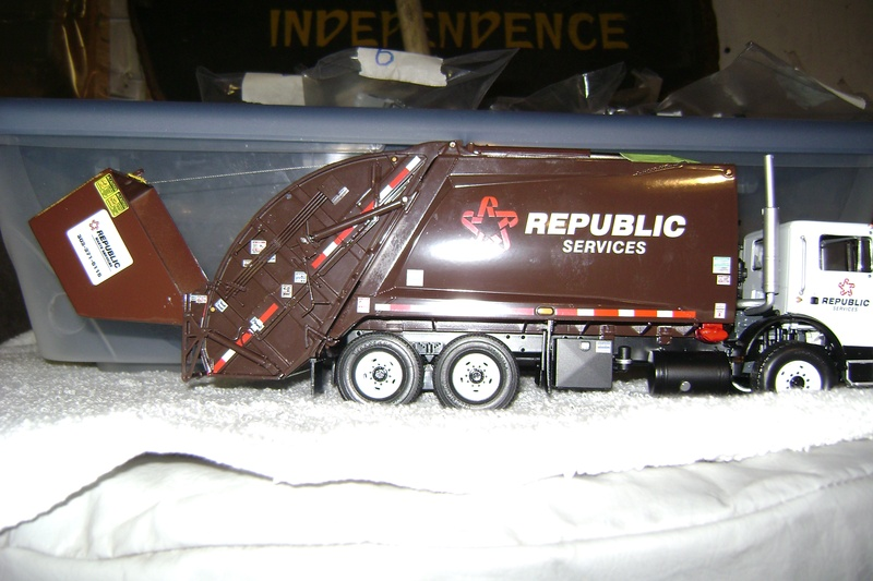 first gear republic truck